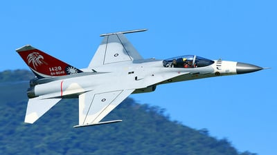 1428 - AIDC F-CK-1A Ching Kuo - Taiwan - Air Force
