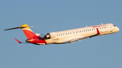 EC-MLN - Bombardier CRJ-1000 - Iberia Regional (Air Nostrum)