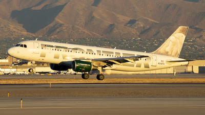 N206FR - Airbus A320-214 - Frontier Airlines