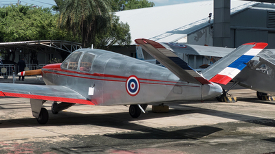 HS-TBE - Beechcraft 35 Bonanza - Thailand - Royal Thai Air Force