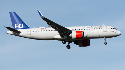 A picture of LNRGM - Airbus A320251N - SAS - © Thierry Weber