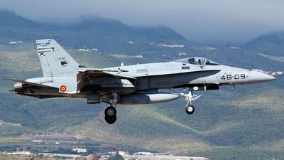C.15-81 - McDonnell Douglas F/A-18A+ Hornet - Spain - Air Force