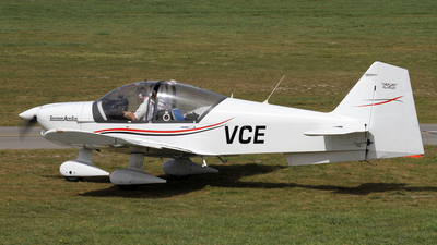 ZK-VCE - Alpha Aviation 160A - Aero Club - Canterbury