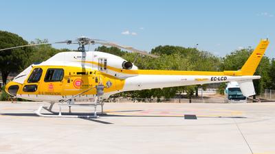 EC-LCD - Aérospatiale AS355NP Ecureuil 2 - Sky Helicopteros