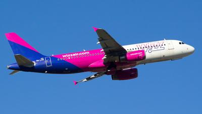 HA-LWQ - Airbus A320-232 - Wizz Air