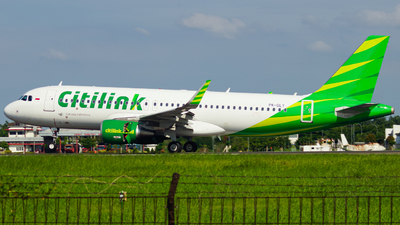 A picture of PKGLY - Airbus A320214 - Citilink - © Wilbert Tana