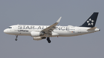 A picture of DAIUA - Airbus A320214 - Lufthansa - © Siegi N.