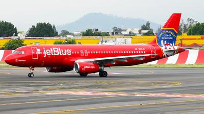 N615JB - Airbus A320-232 - jetBlue Airways