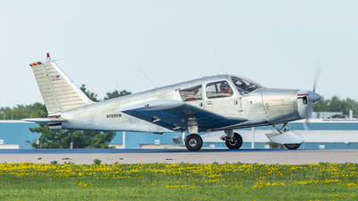 N7096W - Piper PA-28-180 Cherokee - Private