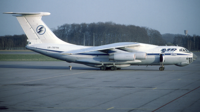 UR-78756 - Ilyushin IL-76MD - Air Service Ukraine