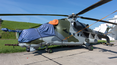 3367 - Mil Mi-35M Hind - Czech Republic - Air Force