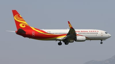 B-5611 - Boeing 737-84P - Hainan Airlines