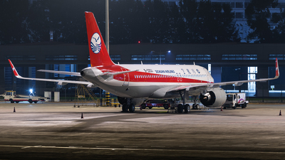 B-320U - Airbus A320-271N - Sichuan Airlines