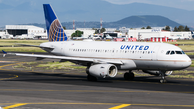 N897UA - Airbus A319-132 - United Airlines