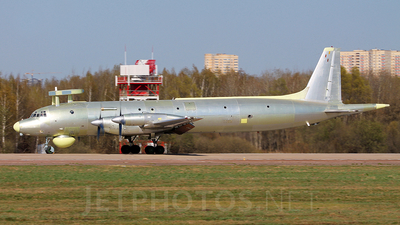RF-75335 - Ilyushin IL-38N - Russia - Air Force