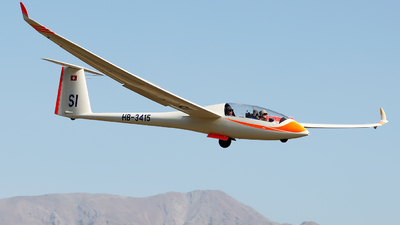 HB-3415 - Schempp-Hirth Duo Discus - Segelfluggruppe Laegern