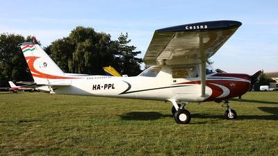 HA-PPL - Reims-Cessna F152 - Fly-Coop