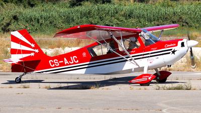 CS-AJC - Champion 7ECA Citabria - Private