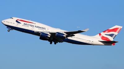 G-CIVY - Boeing 747-436 - British Airways