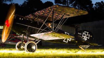 PR-ZUV - Albatros D.Va - Private