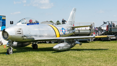 51-2740 - North American F-86E Sabre - Experimental Aircraft Association (EAA)