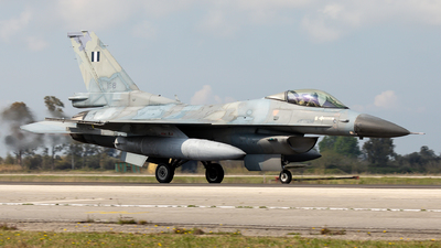 138 - General Dynamics F-16C Fighting Falcon - Greece - Air Force