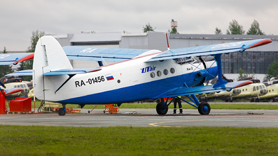RA-01456 - PZL-Mielec An-2TP - UTair Aviation