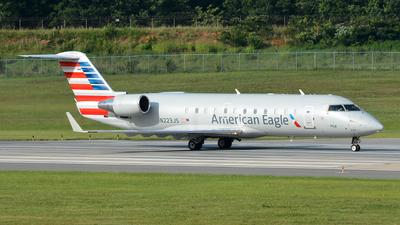 N223JS - Bombardier CRJ-200LR - American Eagle (PSA Airlines)