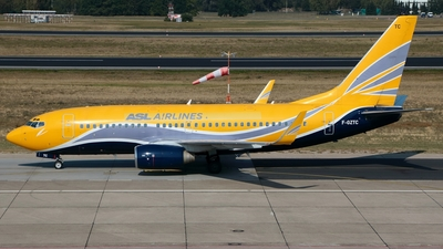 F-GZTC - Boeing 737-73V - ASL Airlines