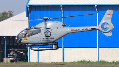 HT-2202 - Eurocopter EC 120B Colibri - Indonesia - Navy