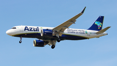 A picture of PRYRB - Airbus A320251N - Azul Linhas Aereas - © Wiliam Braun