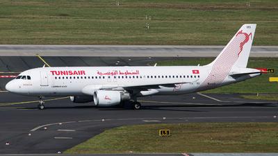 TS-IMS - Airbus A320-214 - Tunisair