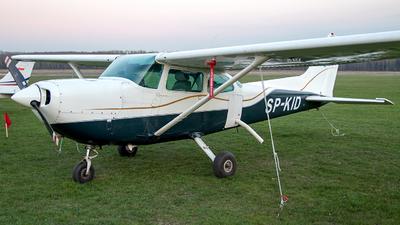 SP-KID - Reims-Cessna FR172J Reims Rocket - Private
