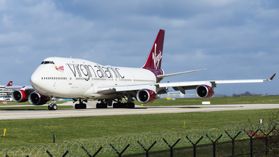 G-VBIG - Boeing 747-4Q8 - Virgin Atlantic Airways