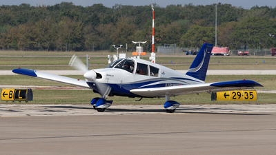 N9234W - Piper PA-28-235 Cherokee - Private