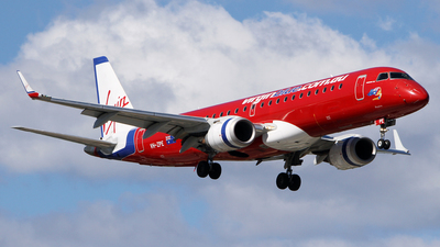 VH-ZPE - Embraer 190-100IGW - Virgin Blue Airlines