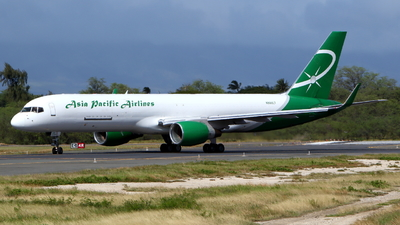 N888LT - Boeing 757-230(SF) - Asia Pacific Airlines
