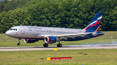 VQ-BSH - Airbus A320-214 - Aeroflot