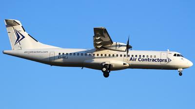 A picture of EIREJ - ATR 72201(F) - [0126] - © francesco della santa