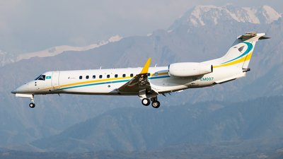 UP-EM007 - Embraer ERJ-135BJ Legacy 600 - Comlux Aviation