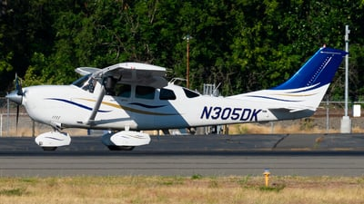 N305DK - Cessna 206H Stationair - United States - Washington State Patrol