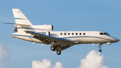 N522EE - Dassault Falcon 50 - Private
