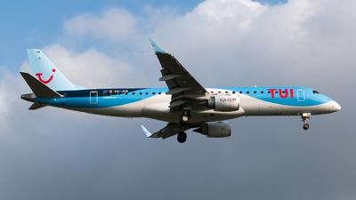 OO-JEM - Embraer 190-100STD - TUI