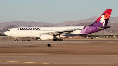 N395HA - Airbus A330-243 - Hawaiian Airlines