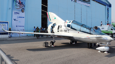XB-NKI - Pegasus PE-210 A - Private
