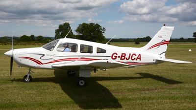 G-BJCA - Piper PA-28-161 Warrior II - Private