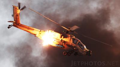 777 - Boeing AH-64D Saraf - Israel - Air Force
