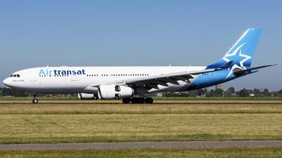 C-GUBT - Airbus A330-243 - Air Transat