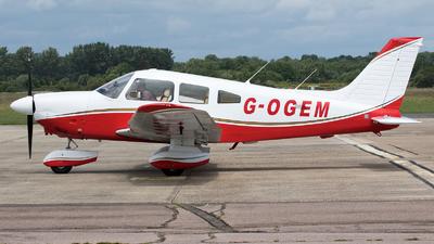 A picture of GOGEM - Piper PA28181 - [288190226] - © Stephen Duquemin