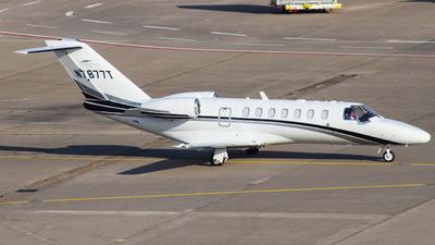 N7877T - Cessna 525B CitationJet 3 - Private